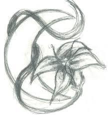 moon flower sketch by lunascura on deviantart