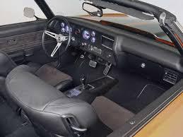 Chevelle Interior Kit Gm Performance Parts 1970 Chevelle Super Chevy Magazine