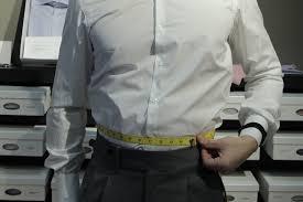 how to measure for a dress shirt sebastian ward