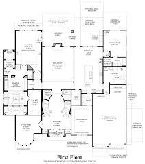 Ben Rose House Floor Plan Missouri City Tx New Homes For Sale Sienna Plantation Village