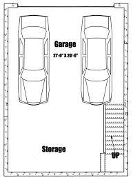 garage floor plan floor plans park rowhouses