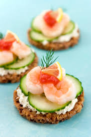 cucumber canapes scrumpdillyicious baby shrimp cucumber canapés with boursin