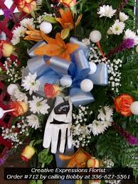 how to make a casket spray casket sprays by creative expressions florist 627 5561