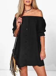 the shoulder black blouse cheap the shoulder dresses