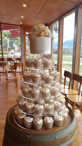 wedding cupcake tower rustic wedding cupcake tower cakecentral