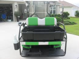 2016 custom 4 seat golf cart for sale talk of the villages