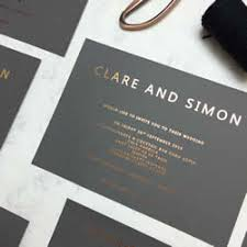Foil Wedding Invitations Foil Wedding Invitations Uk England Manchester Cheshire
