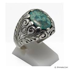 cincin perak jual jnanacrafts cincin perak motif ukiran kembang bun 54262