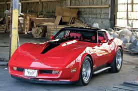 what is a 1981 corvette worth 1981 chevrolet corvette custom big block 81 stingray coupe