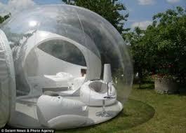chambres bulles dormir dans une bulle bienvenue dans l ère du cing 2 0