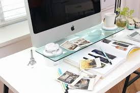 Office Desk Items Office Desk Decoration Items Luxury Puter Desk Accessories Desk
