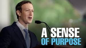 Mark Zuckerberg Resume News Mark Zuckerberg Calls For A World Of U0027purpose U0027 Youtube