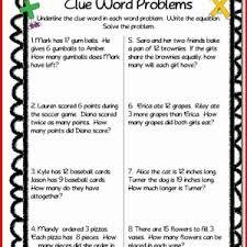 multi step word problems 5th grade printable 4th grade math help project edu hash