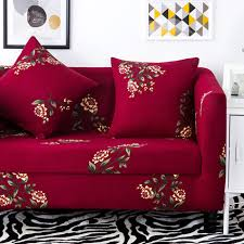 Sofa Covers Online Shopping India Compare Prices On Red Sofa Covers Online Shopping Buy Low Price