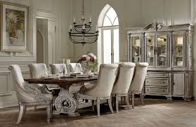 dining room sets orleans ii white wash extendable trestle dining room set from