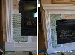 other design cute image of fireplace design using lime green
