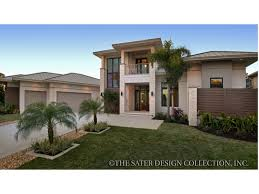 modern style home plans a resort home hwbdo76856 contemporary modern houses from