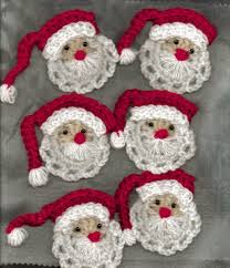 personalized photo ornaments make handmade crochet