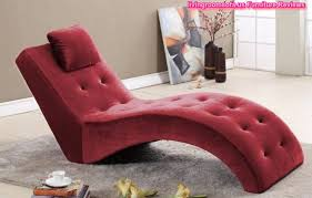 Red Leather Chaise Lounge Chairs Bedroom 2017 Interesting Red Tufted Indoor Chaise Lounge 20