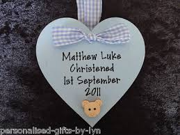 Baby Plaques Personalised Plaques