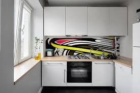 credence cuisine moderne crédence cuisine moderne oeil graff izoa