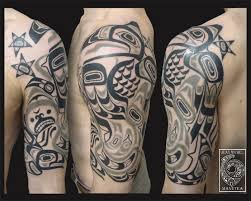 haida tattoos of the pacific northwest image result for haida
