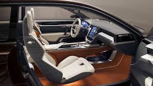 porsche concept interior concept estate volvo cars