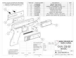 Buy Blueprints by Gb 22 Plans U2013 Serbu Firearms