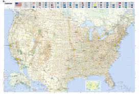 map usa and canada 584 michelin regional map south eastern usa maps canada inside usa