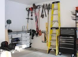 organized garage workspace a giveaway simply organized