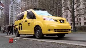 nissan nv200 taxi 2014 nissan nv200 new york taxi cab youtube