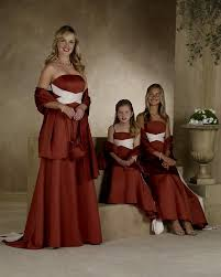 burnt orange brown bridesmaid dresses naf dresses