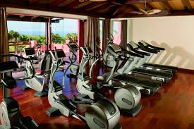 fitness center the ritz carlton abama