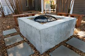 Concrete Fire Pits by Fire Pit U2013 Oh The Potential