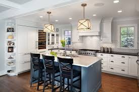 green kitchen cabinets with white island 7 white kitchens that make the for painting the island