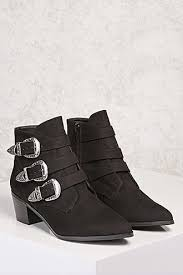 click to buy personality ankle boots low heel lucite sock ankle boots forever21