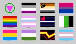 Straight Pride Flag Favslist