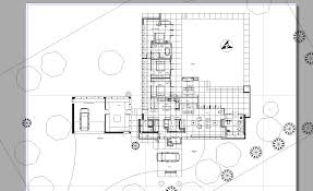 wright usonian house floor plan house plans