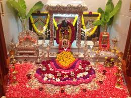 temple decoration ideas for home temple decoration ideas for home part 49 krishna janmashtami