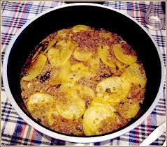 recette cuisine turc moussaka de pomme de terre du sel dans ma cuisine