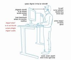 Student Desk Dimensions How To Ergonomically Optimize Your Workspace Regarding Incredible