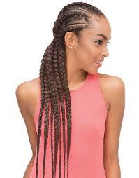 janet collection 3x caribbean braiding hair 3x banana braid afrelle kn