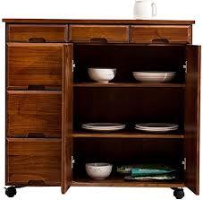 kitchen storage cabinet unit menaka wooden kitchen storage cabinet sideboard cupboard and