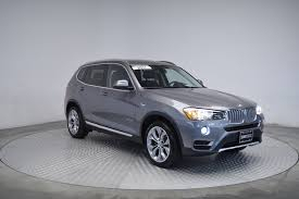 certified used bmw x3 for sale certified pre owned 2017 bmw x3 xdrive28i sport utility in