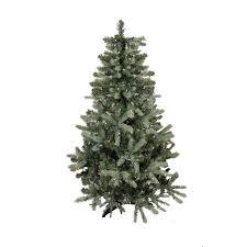 9 pre lit blue spruce artificial tree clear