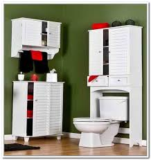 Bathroom Storage Toilet The Toilet Ladder Shelf Wall Storage Above Shelves Shelving