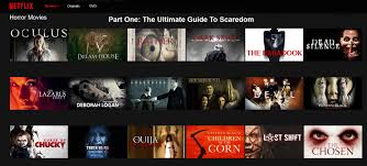 Halloween Movies For Kids On Netflix The Best Horror Films On Netflix May 2016