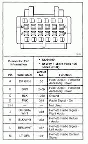 chevy radio wiring diagram chevy wiring diagrams instruction