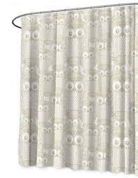 Owl Shower Curtains Mainstays Kids Beige Owl Shower Curtain Walmart Canada