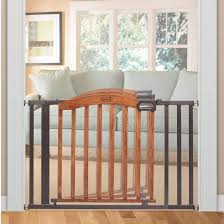 Baby Gate For Top Of Stairs With Banister Top 10 Best Baby Gates Money Can Buy